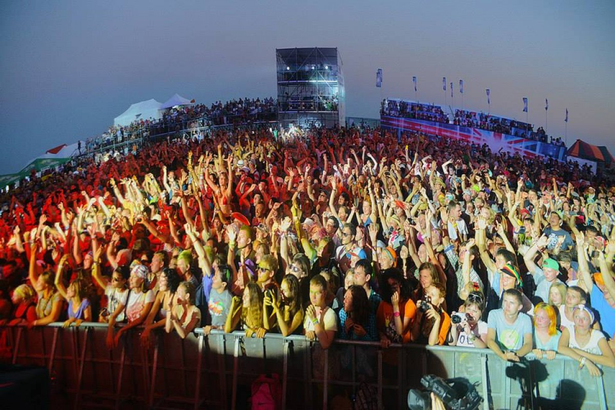 Kubana Festival will take place in Riga