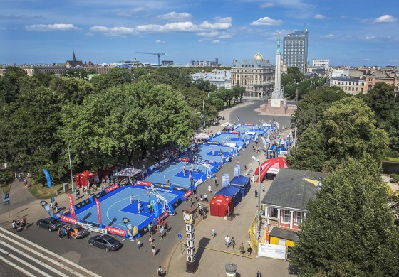 4th Latvian 3x3 Basketball Championship to be held in Riga
