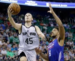 Dairis Bertans shines in NBA Summer League