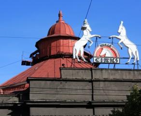 Riga Circus building in danger