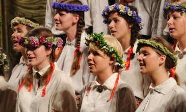 Latvian School Youth Song and Dance Festival kicks off