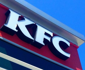 KFC Restaurant Opens in Riga