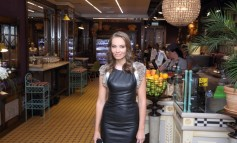 Latvian celebrities launch Lido owner's Ķirsons cafe