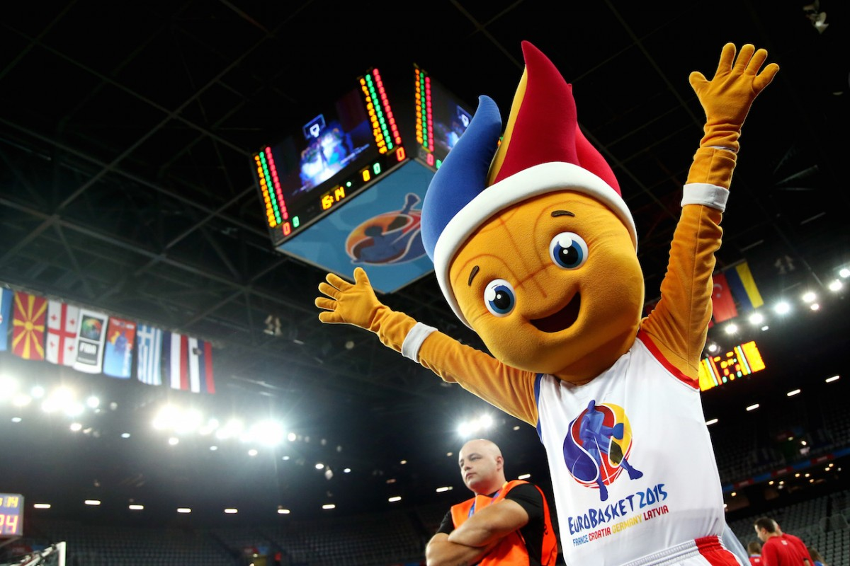 EuroBasket 2015 kicks off in Riga with Team Latvia win