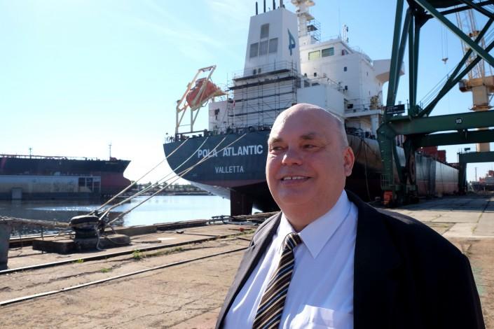 Janis Skvarnovics, Riga Shipyard