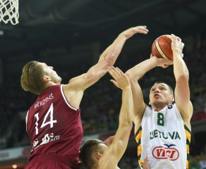 Latvia falls to Lithuania in the Baltic Battle