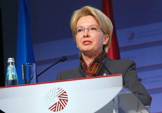 President Vējonis in hospital — power given to Saeima speaker