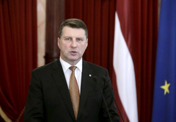 Latvian President nominates Māris Kučinskis as PM Candidate