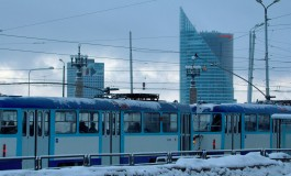 Public transportation FREE for motorists in snowstorm