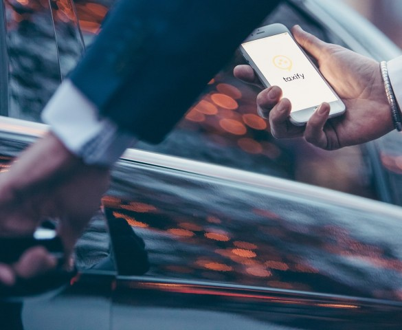 Latvian authorities declare war on ridesharing app Taxify, impound a vehicle