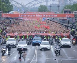 Riga Marathon gathers 33.6K runners