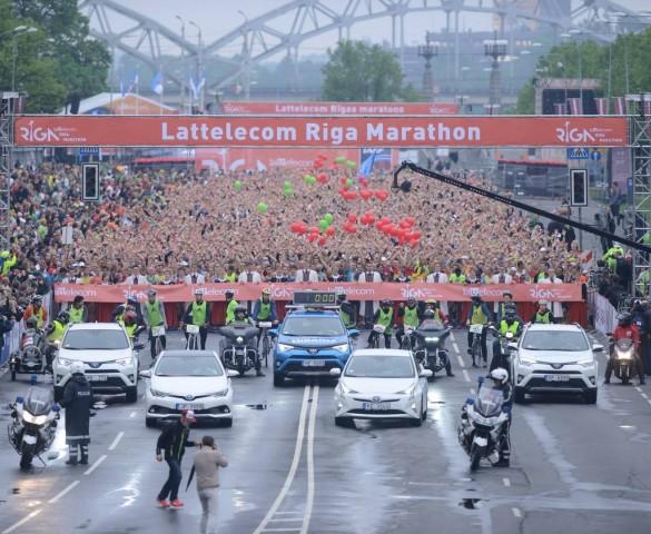 Riga Marathon gathers 33.6 runners