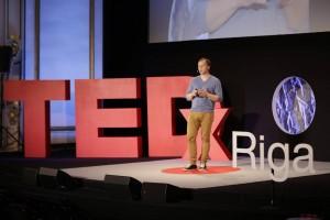 Egils Grasmanis at TEDxRiga