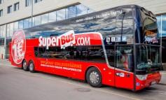 SuperBus suspends operations in Estonia
