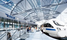 Rail Baltica route approved by Latvian government