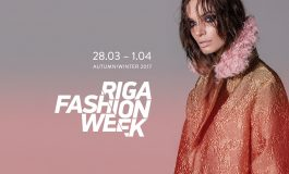 Welcome to the 26th Riga Fashion Week!