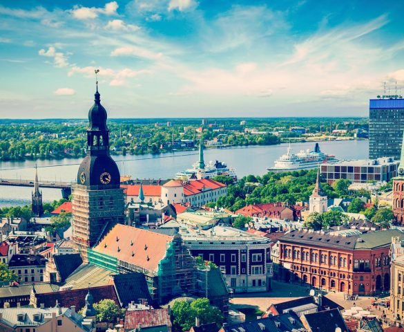 May 4: Restoration of Independence of the Republic of Latvia