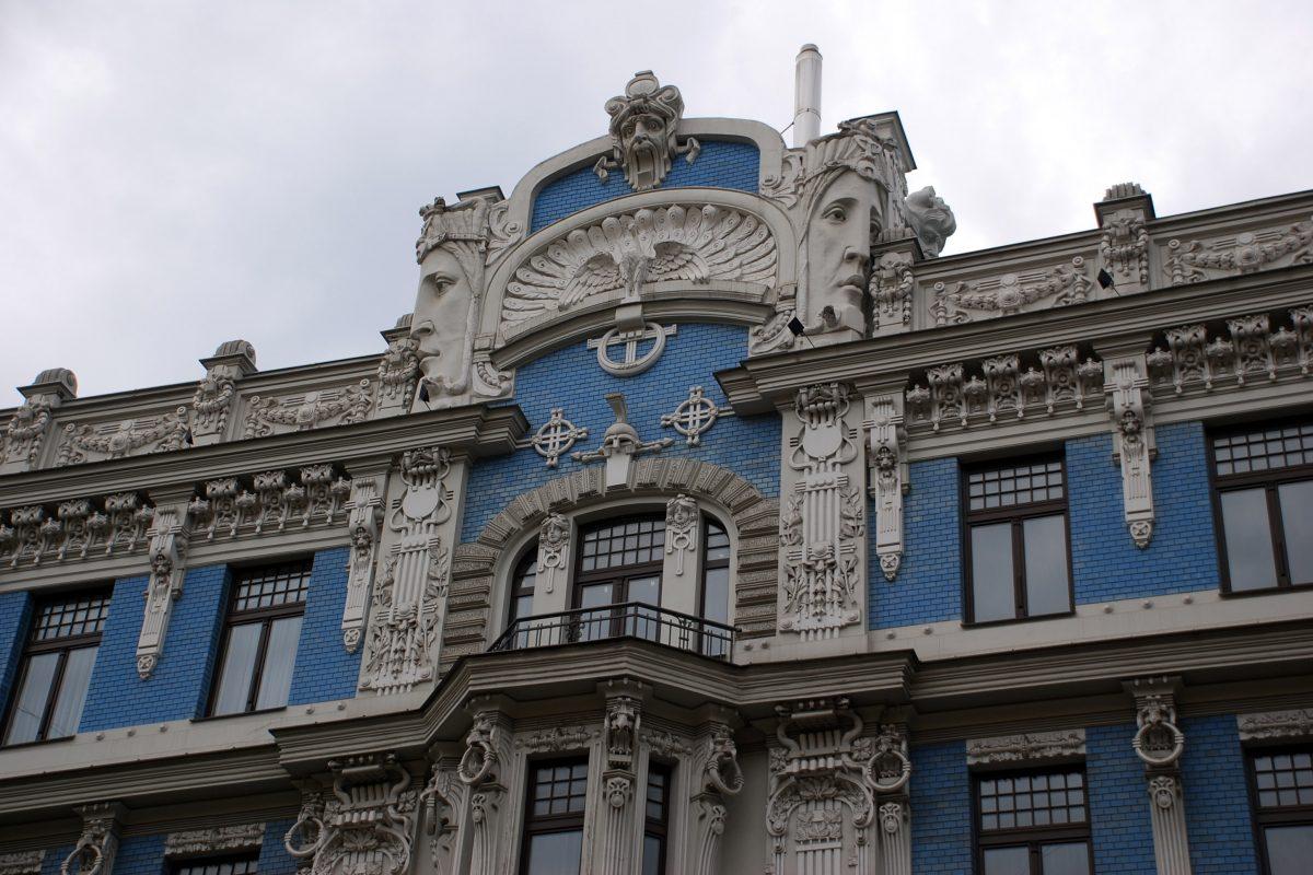 Riga – the Art Nouveau metropolis
