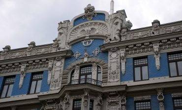 Riga - the Art Nouveau metropolis