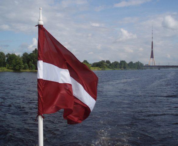 May 4th Celebration Festivities in Riga