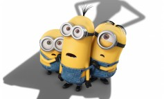 Minions — in Theaters Now