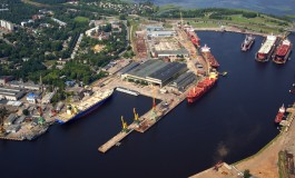Riga Shipyard steers a new course