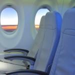 airBaltic CS300 interior