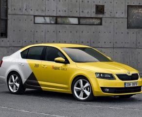 Yandex Taxi Launches in Europe, with Riga