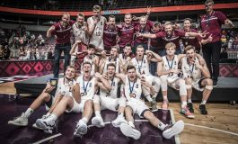 The Silver Boys! Latvian U18 Finishes 2nd in Europe