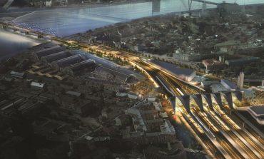 Rail Baltica at Riga Central Station